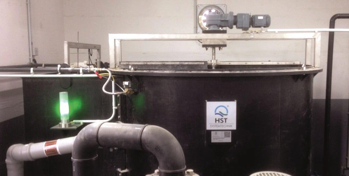 金属加工工业废水智能处理 1