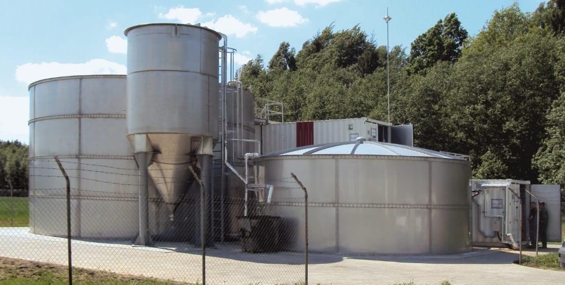 肉类加工企业废弃物管理模式 1